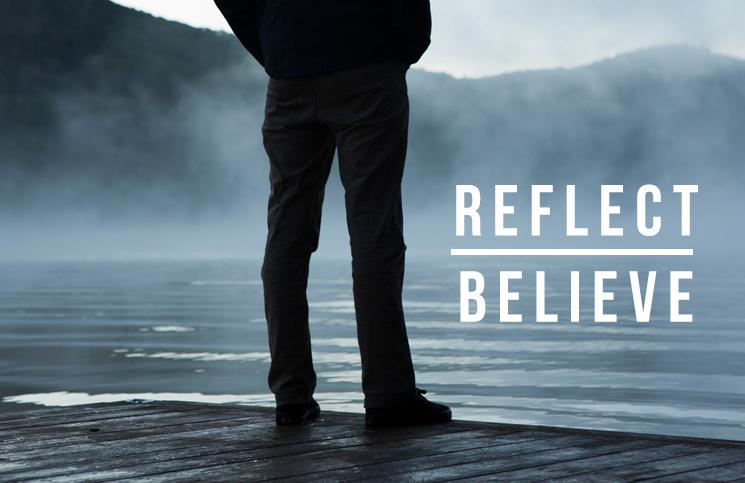 Reflect & Believe: A Taste of Heroikology