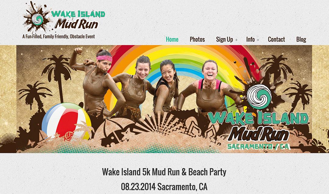 2014 Wake Island Mud Run